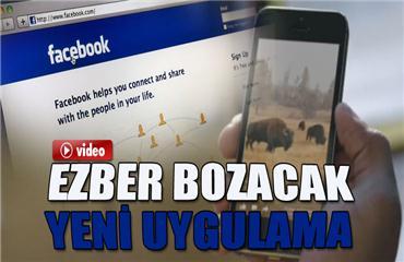 İşte Facebooktan ezber bozacak yeni uygulama