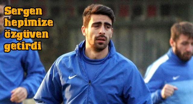 Gaziantepsporlu oyuncudan itiraf