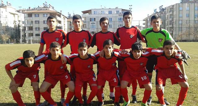 Gaziantepspor şampiyonluğa koşuyor