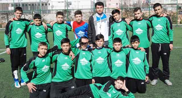 Münif Paşa Ortaokulu Galip 4-3