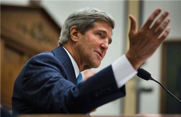 Kerry: Avrupalı dostlarımız ile Ukraynaya uygulanacak muhtemel yaptırımları görüşüyoruz