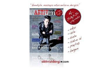 Aktivist Dergisinin 4. sayısı yayınlandı