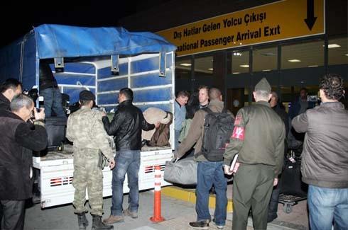 NATO heyeti Gaziantep'te
