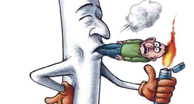 Sigara fıtık yapıyor