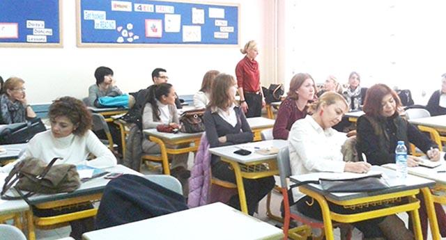GKV\'lilere Cambridge sınavları semineri