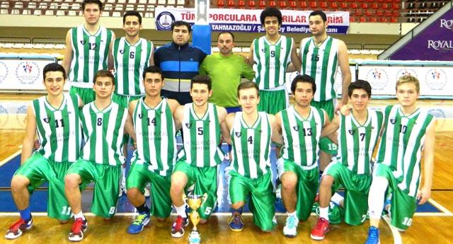 Sunguroğlu'ndan bölge şampiyonluğu