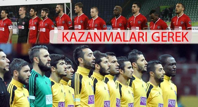 Bugün Gaziantepspor,  yarın Büyükşehir
