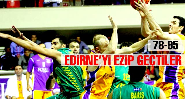 Play-off\'a son adım...