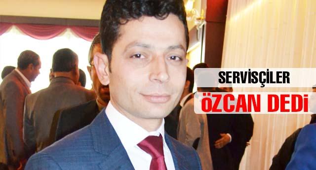 Servisciler başkanını seçti
