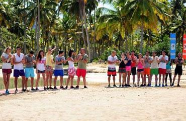 İşte Survivor adasından ilk kare