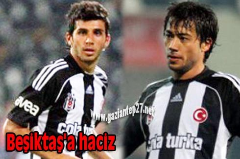 Beşiktaş'a haciz