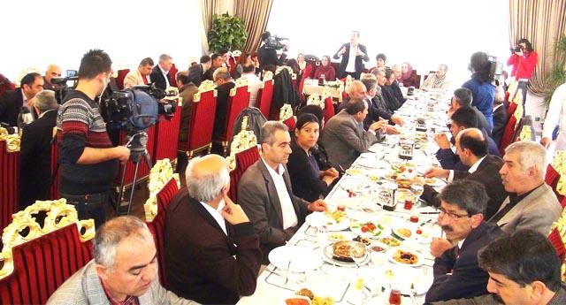 BDP'den Medine hatırlatması