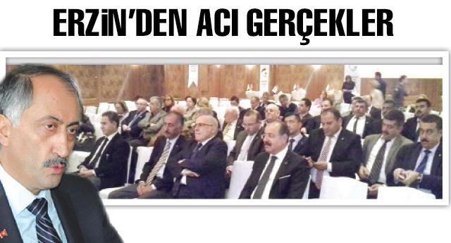 Erzin'den acı gerçekler