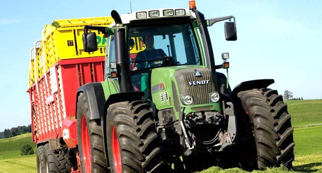 Traktör sayısı arttı