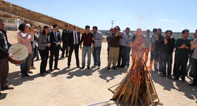 Kalyoncu'da Nevruz coşkusu