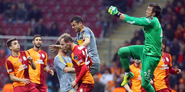 Galatasaraya şok...