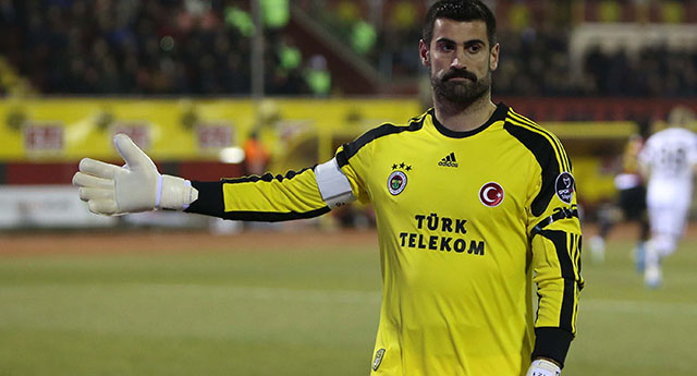Fenerbahçe'de Volkan oynamayacak
