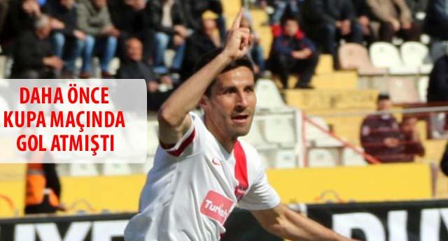 Şenol Can'ın ilk golü