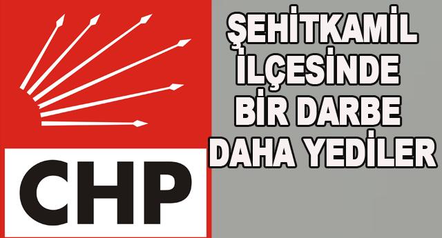 CHP'de ikinci şok