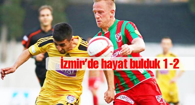 İzmir'de hayat bulduk 1 – 2