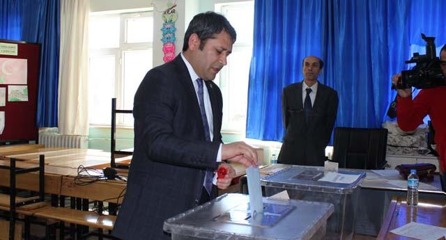 Yerel seçim değil güven oylaması yaptık