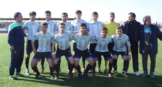 Kahramanmaraş Belediye 3 puanı 1 golle aldı