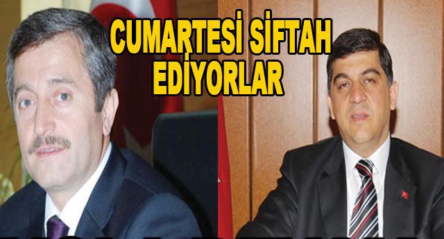 Şahinbey ve Şehitkamil meclisini Cumartesi yapıyor