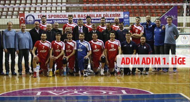 Şahinbey'in Aslanları finalde