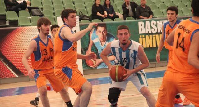 Basketbol Şöleni Sona Erdi