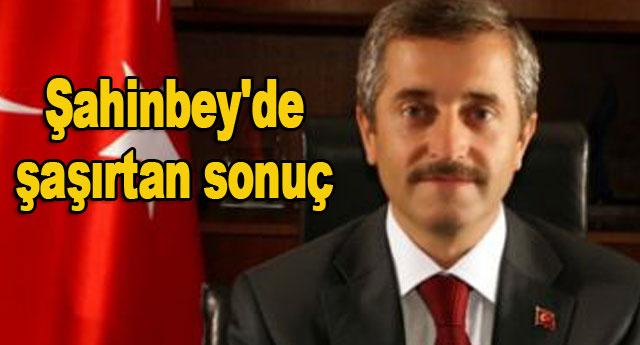 Şahinbey'de 18 bin oy iptal