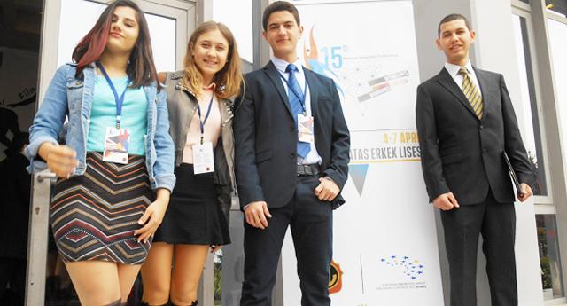Gençlik seçim konferansında