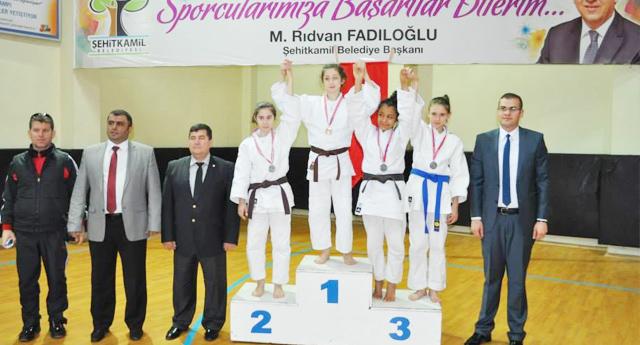 Judo şampiyonası sona erdi