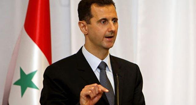 Esad'dan flaş Suriye açıklaması