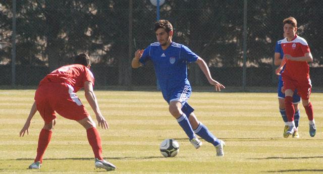 A2 Ligi Play Off müsabakaları Mersin'de oynanacak