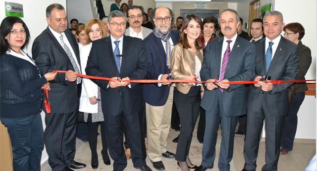 Diyabet kliniği yenilendi