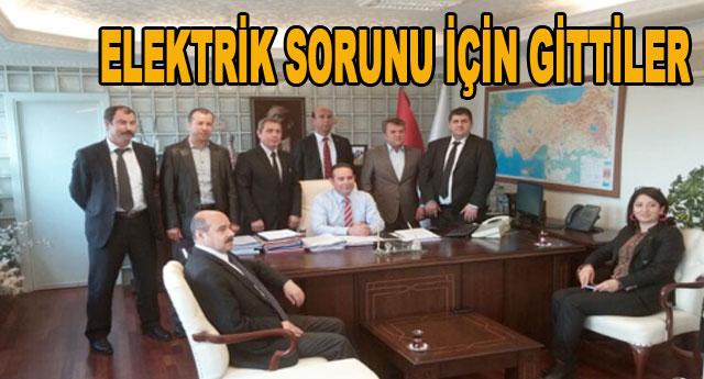 Ankara'da enerji zirvesi