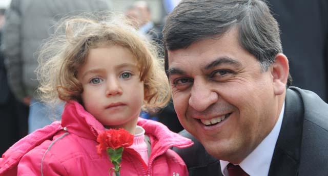 Güçlü Türkiye'nin teminatı