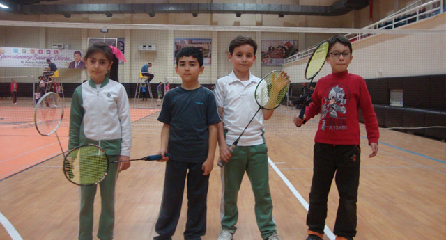 Badminton'da sözü Mutafoğlu söyledi
