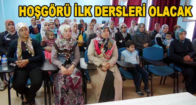 Annelere iletişim semineri