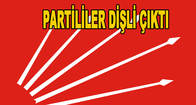 CHP Şahinbey'de imzalar tamam
