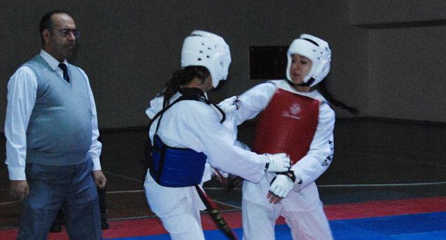 Taekwondo heyecanı başlıyor