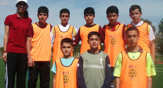 Burhan Barlas 3 puanı kaptı 1 – 0
