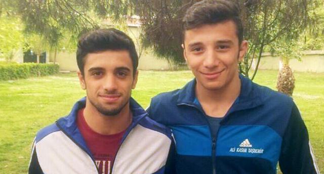 Güreşçiler Bulgaristan'da