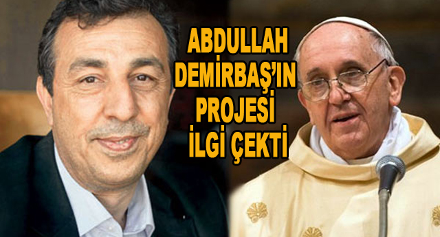 Papa davet etti