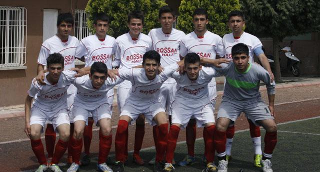 Bossan'ın gençleri esti 3 – 0