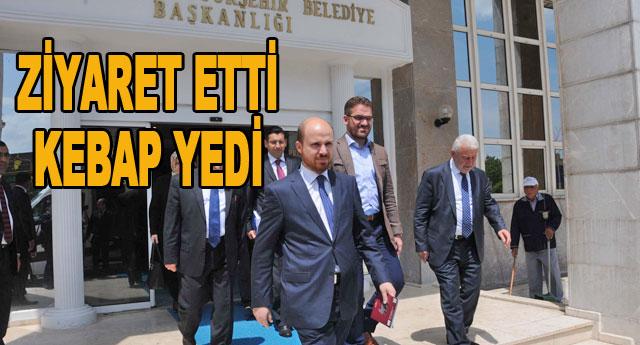 Bilal Erdoğan Gaziantep'i seviyor