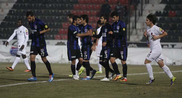 Büyükşehir'de 10 futbolcunun sözleşmesi bitiyor