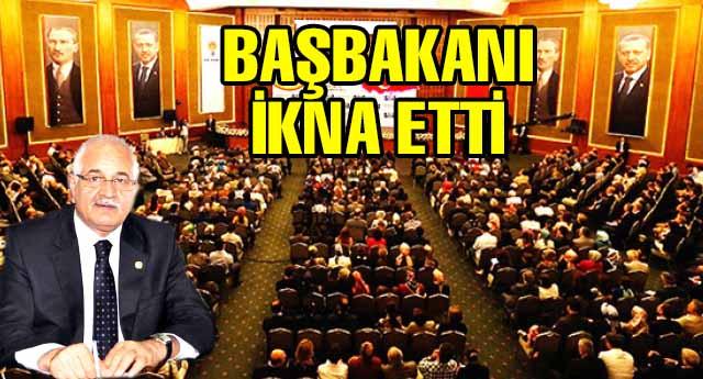 Erdoğan konuştu, Başbakan talimat verdi