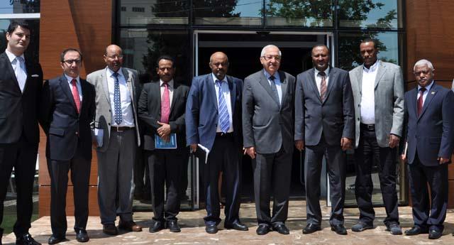 Etiyopya ile işbirliği