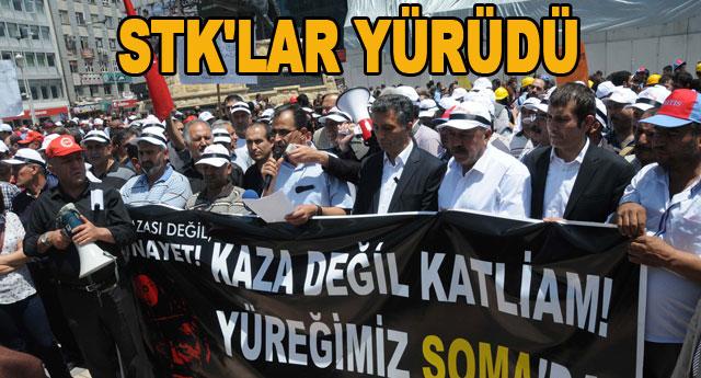 SOMA protestosu